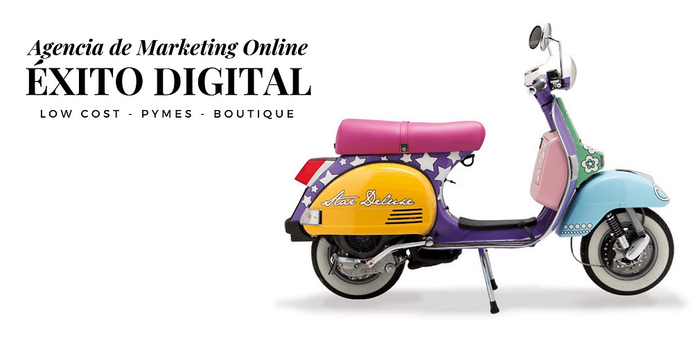 Agencia de Marketing Online en Madrid Boutique - Pymes - Low Cost