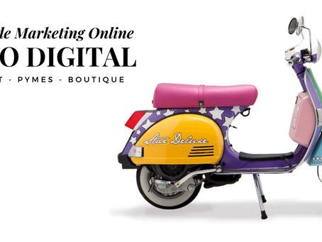 Agencia de Marketing Online en Madrid Boutique - Pymes - Low Cost