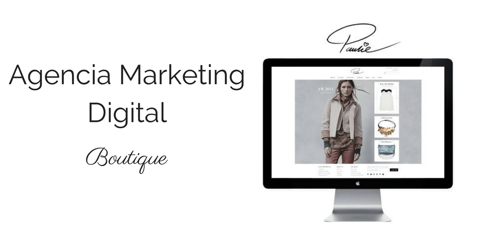 Agencia de Marketing Digital para Pymes Boutique