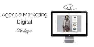 Agencia de Marketing Digital para Pymes Boutique
