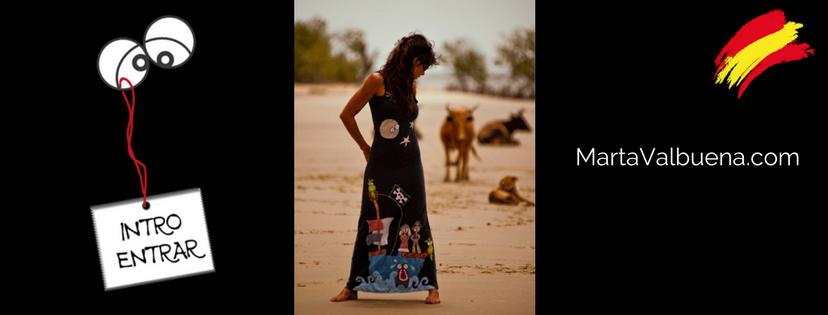 Moda para la mujer de hoy, creativa, innovadora y rompedora. MartaValbuena.com