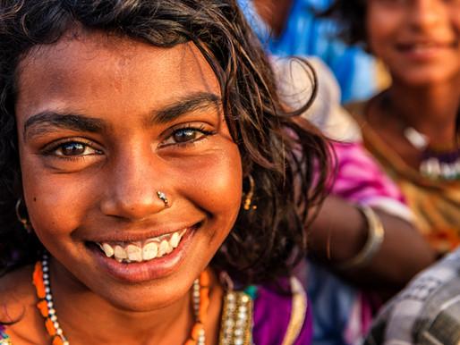 Goda nyheter: Indiens nya skolsystem ger fler barn möjligheten att gå i skolan