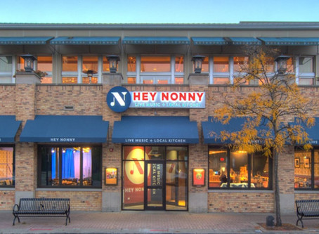 Smiley Tillmon Band Returns to Hey Nonny in Arlington Heights