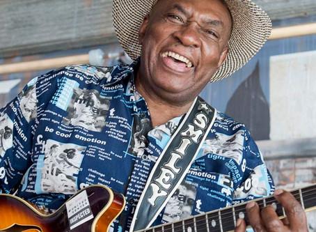 Smiley Tillmon Featured in Blues Blast Magazine