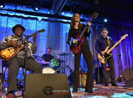 The Smiley Tillmon Band featuring Kate Moss to Perform at The Venue in Aurora