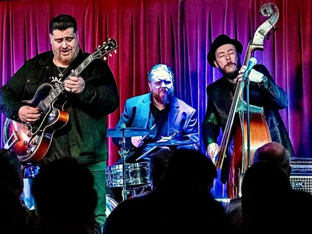 HOT SHOW - July 2: Nick Moss Trio at Epiphany Center for The Arts