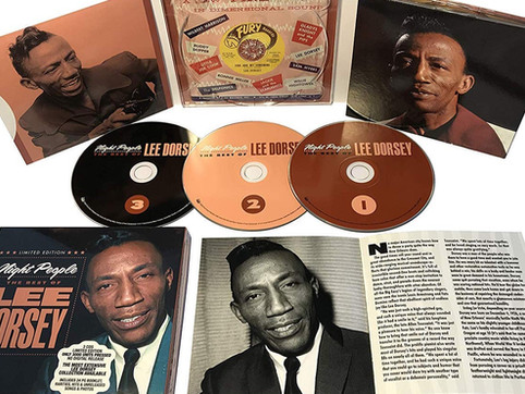 Night People: The Best of Lee Dorsey