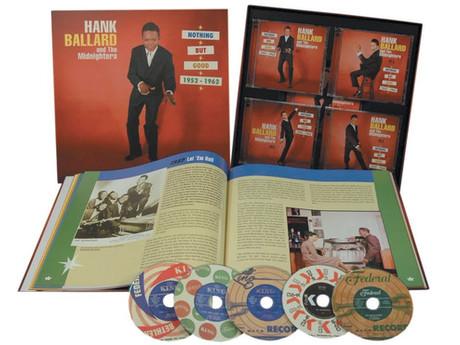 Hank Ballard & the Midnighters: Nothing But Good 1952-1962