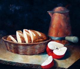 Bread & Fruit
