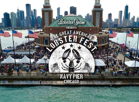 The Smiley Tillmon Band w/ Kate Moss Return to The Great American Lobster Fest on Navy Pier
