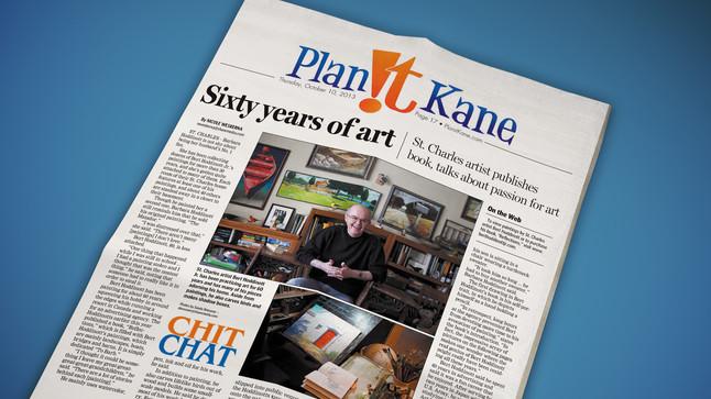 Kane County Chronicle Profiles Hoddinott & Reflections