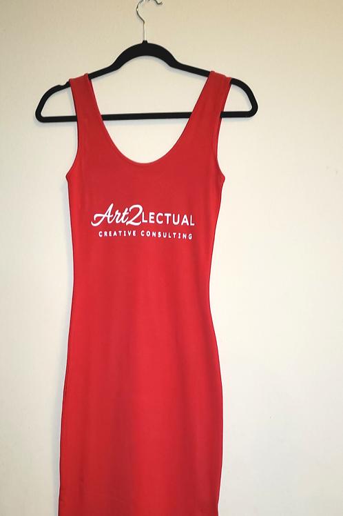 Art2Lectual Tank Dress
