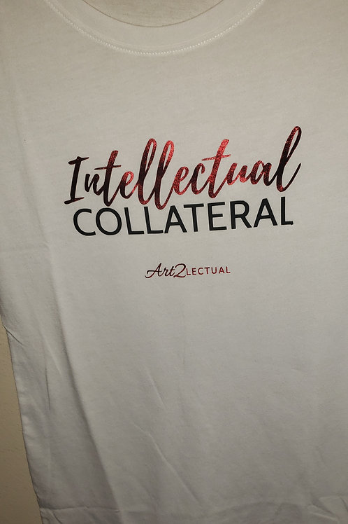 Intellectual Collateral Baby Tee