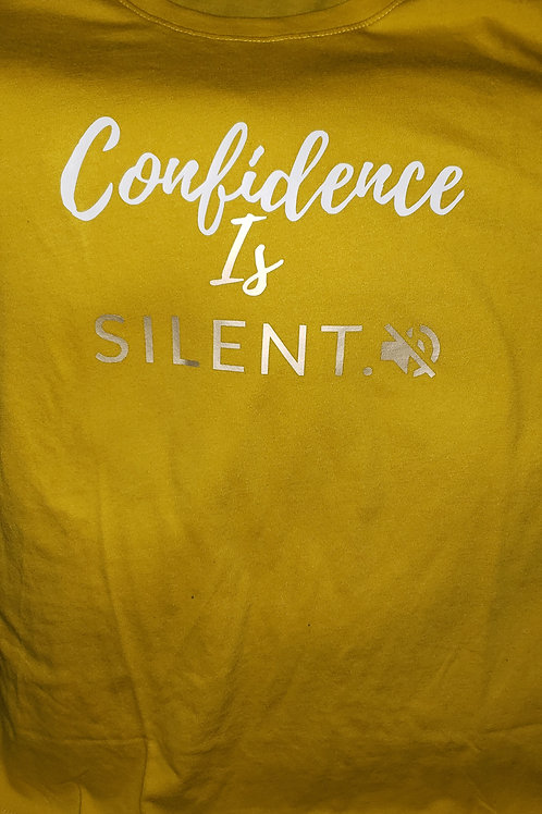 Confidence Is Silent