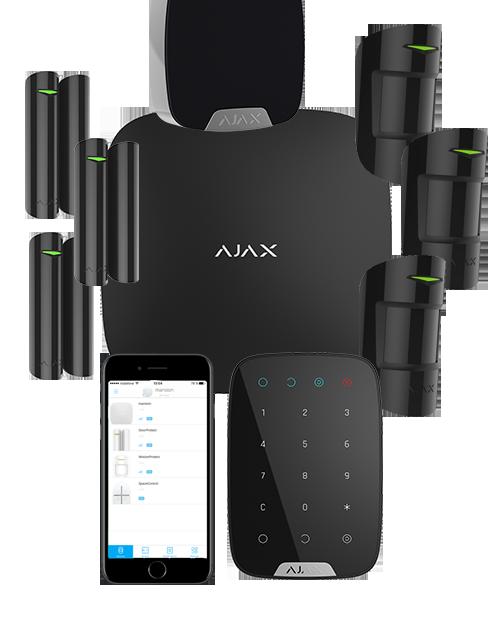 Ajax alarmsystem
