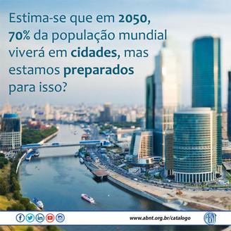 NBR ISO 37120: Desenvolvimento sustentável de comunidades