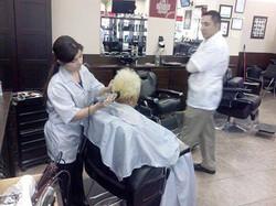 Bere's First Haircut!!!