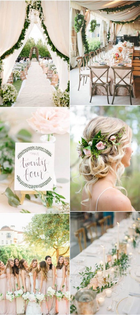 Garden wedding ideas - photography
