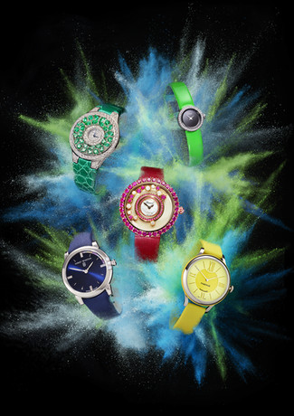 Colour Watches
