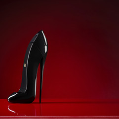 Carolina Herrera Black/Red #1