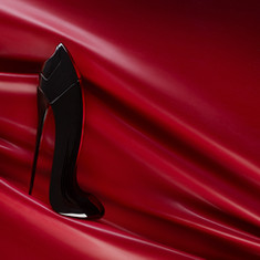 Carolina Herrera Black/Red #3