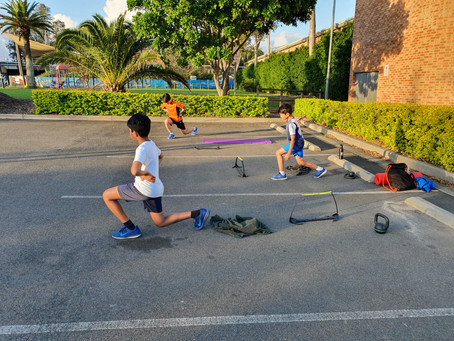 Keeping fit in COVID-19 times