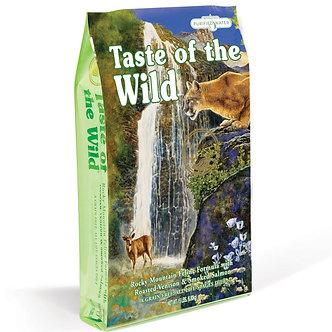 TASTE OF THE WILD CAT ROCKY MTN FELINE 14 LB