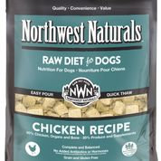 NORTHWEST NATURALS FROZEN RAW CHICKEN NUGGETS 6LB