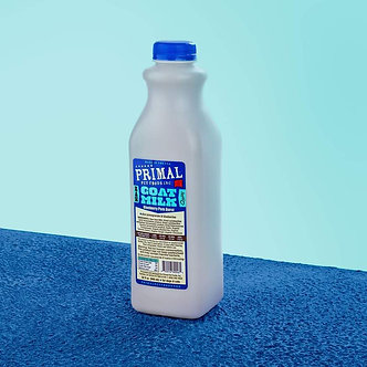 PRIMAL FROZEN BLUEBERRY / POM GOAT'S MILK 32OZ