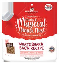 STELLA & CHEWY'S MAGICAL DINNER DUST BAC'N RECIPE