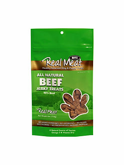 REAL MEAT DOG BEEF TREATS