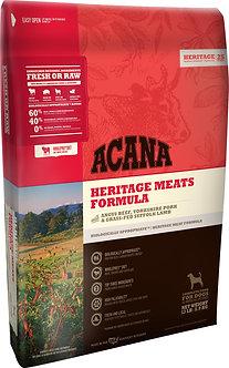 ACANA HERITAGE MEATS