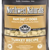 NORTHWEST NATURALS FROZEN RAW TURKEY NUGGETS 6LB