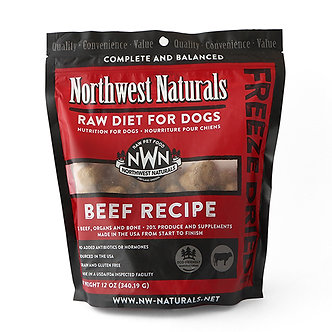 NORTHWEST NATURALS FD BEEF NUGGETS