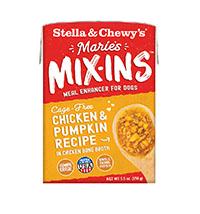 STELLA & CHEWY'S MIX-INS CHICKEN & PUMPKIN