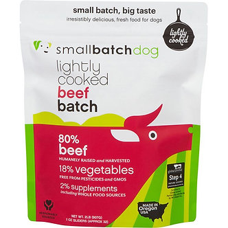SMALL BATCH LIGHTLY COOKED BEEF 5LB