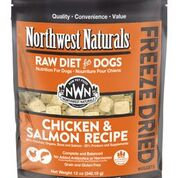 NORTHWEST NATURALS FD CHICKEN & SALMON NUGGETS