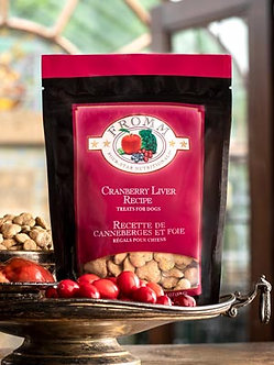 FROMM CRANBERRY & LIVER TREATS