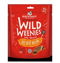 STELLA & CHEWY'S WILD WEENIES BEEF