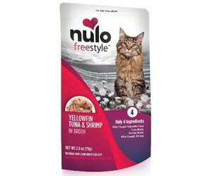 NULO CAT POUCH TUNA & SHRIMP