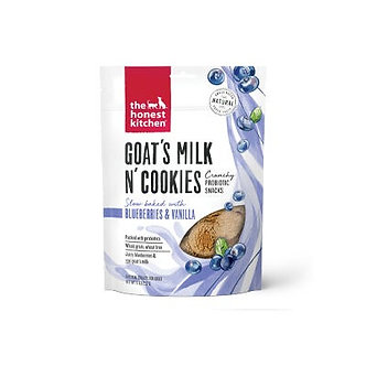 THE HONEST KITCHEN GOAT'S MILK N' COOKIES BLUEBERRY