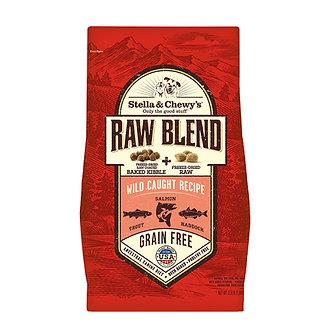 STELLA & CHEWY'S RAW BLEND WILD CAUGHT
