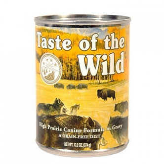 TASTE OF THE WILD HIGH PRARIE 13.2OZ