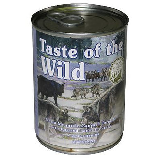 TASTE OF THE WILD SIERRA MTN LAMB 13.2OZ