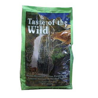 TASTE OF THE WILD CAT ROCKY MTN FELINE 5LB