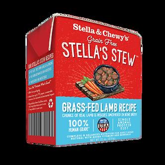 STELLA & CHEWY'S GRASS FED LAMB STEW
