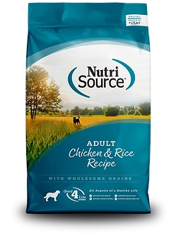 NUTRISOURCE ADULT CHICKEN & RICE