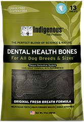 INDIGENOUS DENTAL HEALTH BONES FRESH BREATH