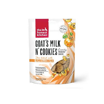 THE HONEST KITCHEN GOAT'S MILK N' COOKIES PUMPKIN