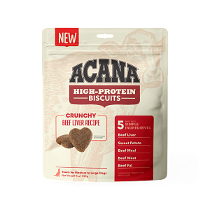 ACANA HIGH-PROTEIN BISCUITS BEEF
